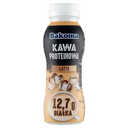 Bakoma Latte Kawa proteinowa 240 g
