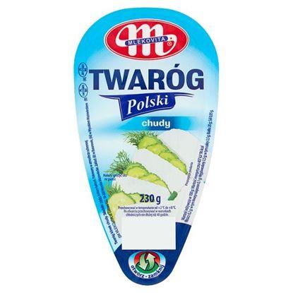 Mlekovita Twaróg Polski chudy 230 g