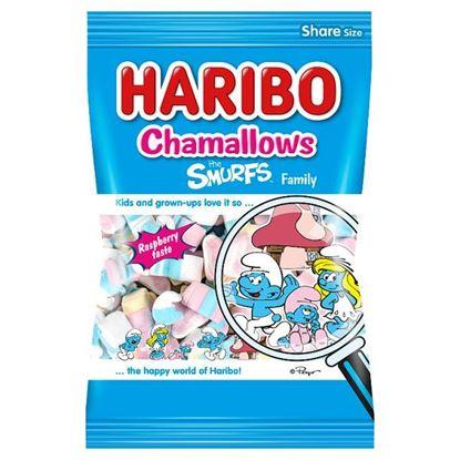 Haribo Chamallows Smerfy Pianki 175 g