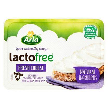 Arla Lactofree Serek kremowy naturalny bez laktozy 150 g