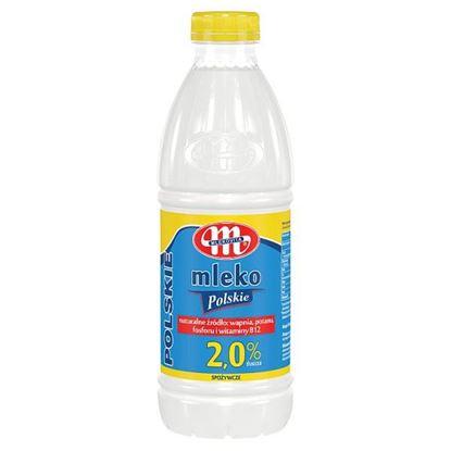 Mlekovita Mleko Polskie spożywcze 2,0 % 1 l